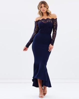 Miss Holly – Diana Dress – Dresses (Navy)