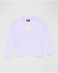 Nike - Air Fleece Top - Teens
