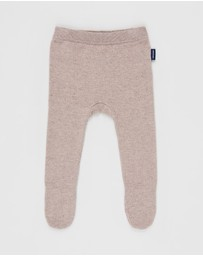 Pappe - Appin Cotton Cashmere Leggings - Babies