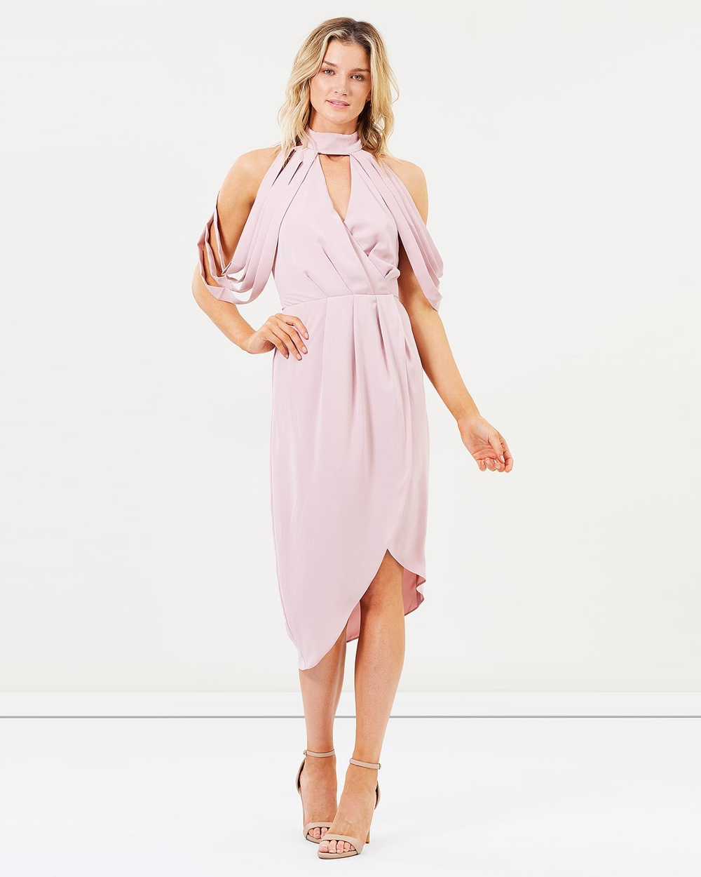Elliatt Viola Dress Dresses Pink Viola Dress