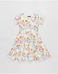 Rock Your Kid - Magical SS Waisted Dress - Kids