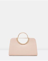 Forever New - Lottie D-Ring Clutch