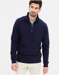 Sassafras Windcheater Jumper