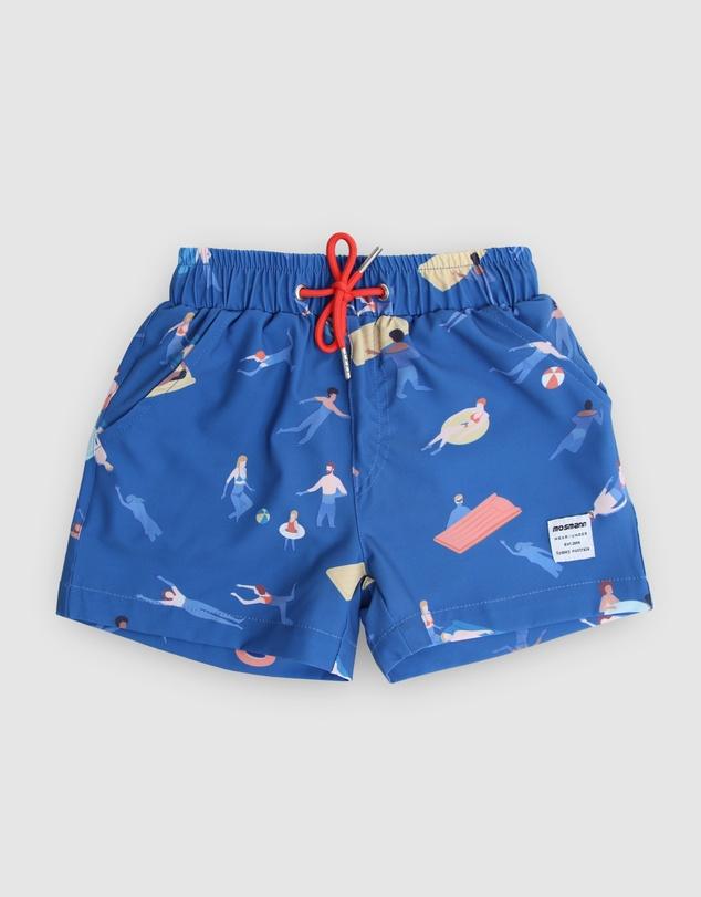 Men Cabana Boy Swim Shorts - Kids