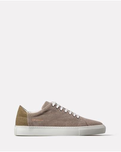 Von-röutte Lyon Low Top Sneakers Stone