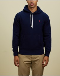 Polo Ralph Lauren - ICONIC EXCLUSIVE - Long Sleeve Knit Hoodie