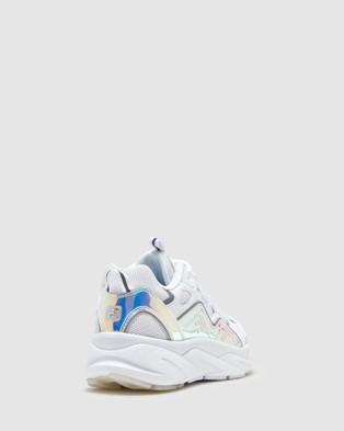 Fila Trigate IRI   Women's - Lifestyle Sneakers (White)