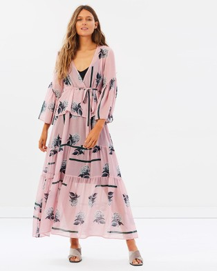 COOP by Trelise Cooper – Hands To Myself Dress – Dresses (Sheer Perfection)
