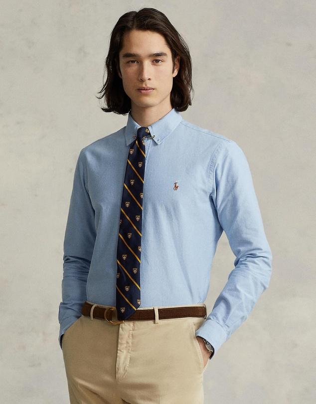 Men Cotton Oxford Sports Shirt