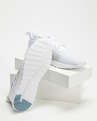 adidas Performance - Asweerun 2.0 Women's Shoes (Cloud White, Tactile Blue & Grey Two)