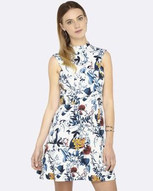 Oxford – Henriette Floral Printed Dress