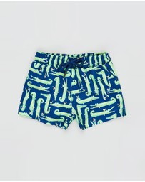 Sunuva - Crocodile Swim Shorts - Babies