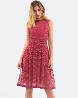 Alannah Hill – I Want It Now! Dress – Dresses (Pink)