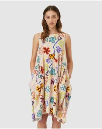 Gorman - Flowerbomb Tulip Dress