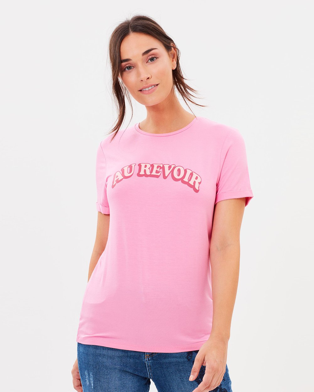 70b2afb9f Au Revoir Tee by Dorothy Perkins Online | THE ICONIC | Australia