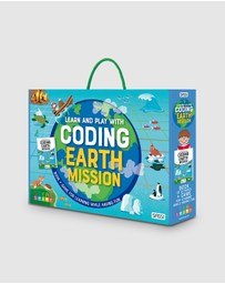 Sassi - STEM Coding Earth Mission