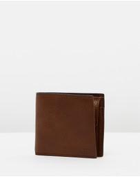 BOSS - Traveller Leather Coin Wallet