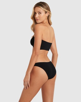 BonEye Swimwear - The Sierra Top - Bikini Tops (Black)