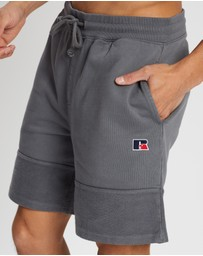 Russell Athletic - RA Heavy Panelled Track Shorts