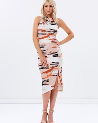 Cooper St – Sunset Nights Dress – Dresses (Print)