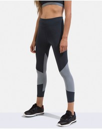First Base - Fast Track 7/8 Leggings