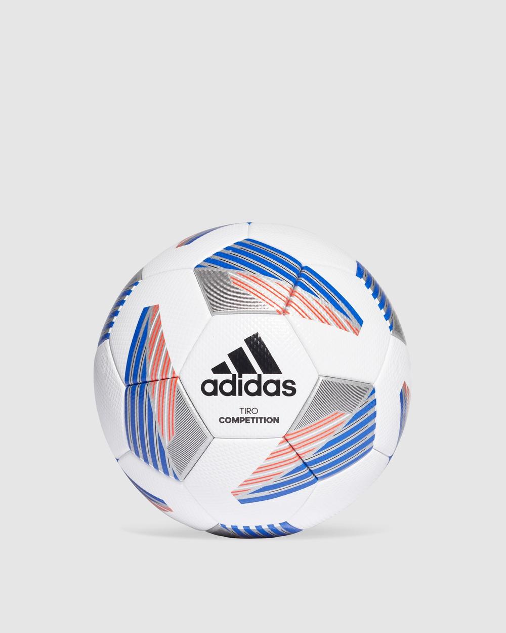 adidas Performance Tiro Competition Ball Sports Equipment White