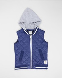 Academy Rookie - Lockwood Vest - Kids