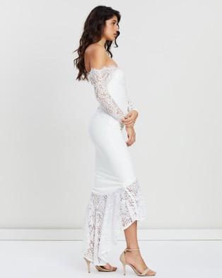 Loreta Romance Dress - Dresses (White)