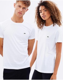 Lacoste - Crew-Neck Cotton Pima Tee