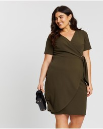 DP Curve - Liverpool Crepe Dress
