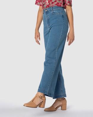 Princess Highway Mia Jeans - Slim (Blue)