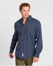 Sportscraft - Mclure Brushed Cotton Shirt