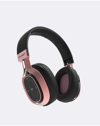 Blue Ant - BlueAnt Pump Zone Rose Gold HD Headphones