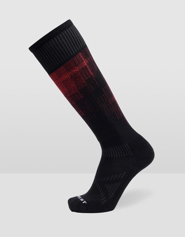 Men Pixel Light Sock