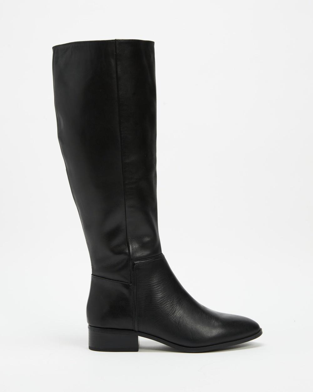 ALDO Dudinin Knee-High Boots Black