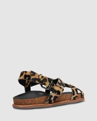 Urge Cassis - Sandals (leopard)