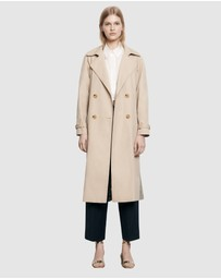 Sandro - Victory Trench Coat