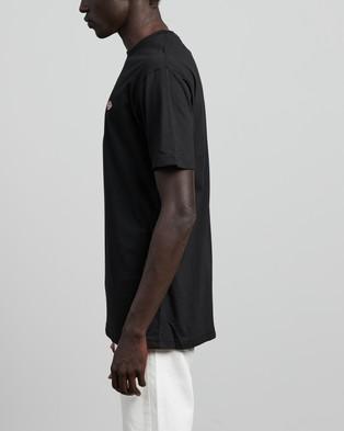 Dickies - H.S Rockwood Tee - T-Shirts & Singlets (Black) H.S Rockwood Tee
