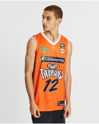 First Ever - NBL - Cairns Taipans 19/20 Authentic Home Jersey - Kouat Noi