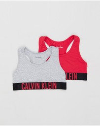 Calvin Klein - Intense Power 2-Pack Bralette - Teens