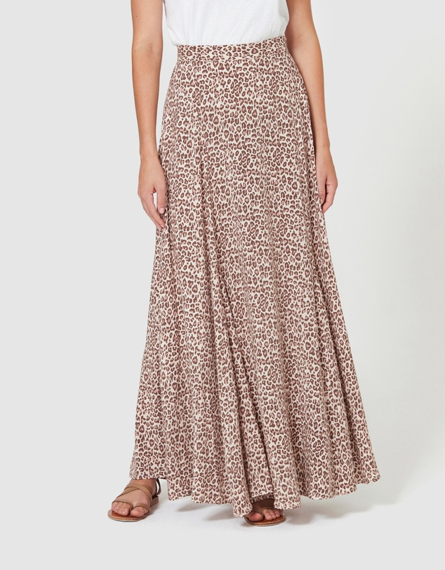 Auguste The Label - Nomad Oscar Maxi Skirt