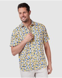 Blazer - Thomas Short Sleeve Print Shirt