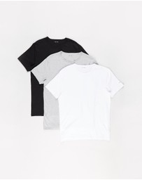 Paul Smith - 3-Pack Basic T-Shirt