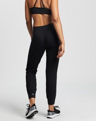 Sweaty Betty Gary Yoga Trousers - Track Pants (Black)