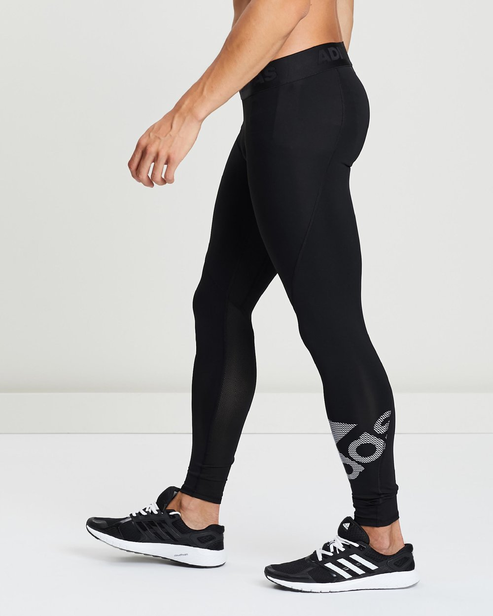 3ea398fd579dab Alphaskin Badge of Sport Tights - Men's by adidas Performance Online | THE  ICONIC | Australia