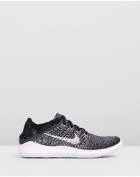 Nike - Free Run Flyknit 2018 Running Shoes - Women's