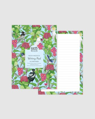 Earth Greetings Working from Home Bundle - All Stationery (Native Jazz)