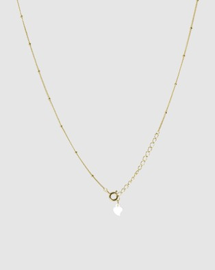 Native Sol Gold Dot Chain - Jewellery (Gold)