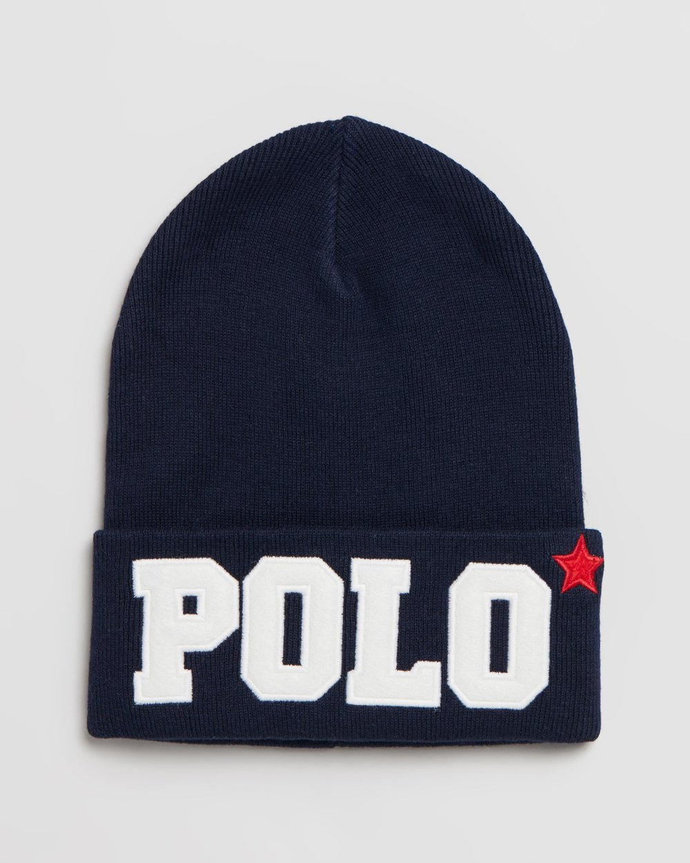 ef630d99b1d Polo Varsity Knit Hat by Polo Ralph Lauren Online
