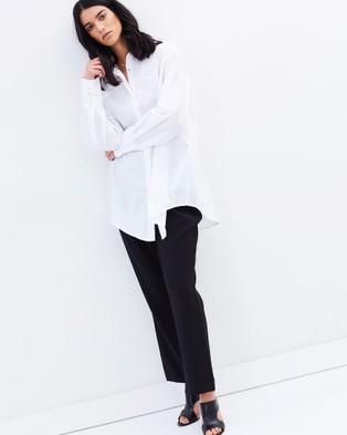 Eclect – Palmer Blouse White